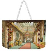 The Chinese Gallery, From Views Weekender Tote Bag