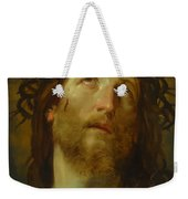 The Chosen One -  The Son Of God Who Died On The Cross For Your Sins Weekender Tote Bag