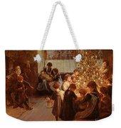 The Christmas Tree Weekender Tote Bag