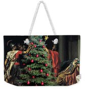 The Christmas Tree Of The Horatii Weekender Tote Bag