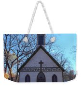 The Church At Billie Creek Weekender Tote Bag