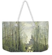The Church At Marissel Weekender Tote Bag