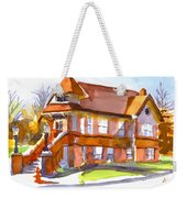 The Church On Shepherd Street 3 Weekender Tote Bag
