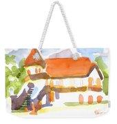The Church On Shepherd Street V Weekender Tote Bag by Kip DeVore