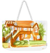 The Church On Shepherd Street Vi Weekender Tote Bag