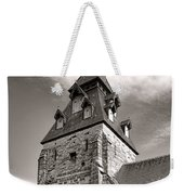 The Church With The Dormers On The Steeple Weekender Tote Bag