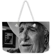 The Cigar Maker Weekender Tote Bag by Rene Triay Photography
