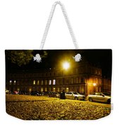 The Circus At Night Weekender Tote Bag