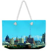 The City Of Festivals Weekender Tote Bag