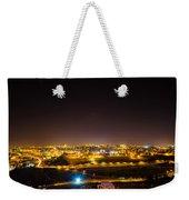 The City Of Jerusalem Weekender Tote Bag