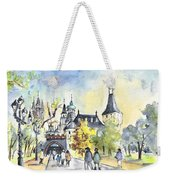 The City Park In Budapest 02 Weekender Tote Bag