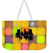 The City Splash Weekender Tote Bag