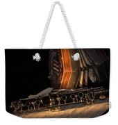 The Clarinet And The Concertina Weekender Tote Bag