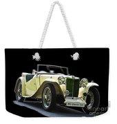 The Classic Mg Weekender Tote Bag