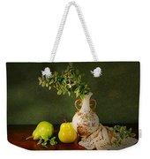 The Classical Urn Weekender Tote Bag