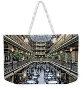 The Cleveland Arcade Weekender Tote Bag