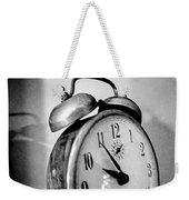 The Clock Weekender Tote Bag