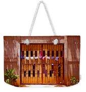 The Clothes Door Weekender Tote Bag