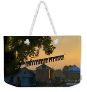 The Clothes Line Weekender Tote Bag