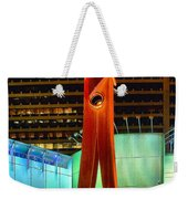 The Clothes Pin Weekender Tote Bag