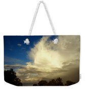 The Cloud - Horizontal Weekender Tote Bag