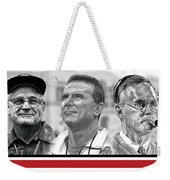 The Coaches Weekender Tote Bag