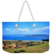 The Coast Of La Coruna Weekender Tote Bag