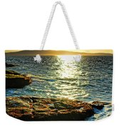 The Coast Of Maine Weekender Tote Bag