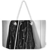 The Coat And The Cane Weekender Tote Bag