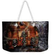 The Coffer Of Spells Weekender Tote Bag by Alessandro Della Pietra
