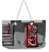 The Coke Machine Weekender Tote Bag