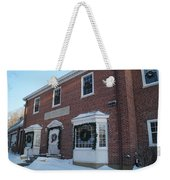 The Cold Spring Harbor Firehouse Weekender Tote Bag