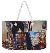 The Collector Weekender Tote Bag