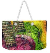 The Color Of Music In The Way Of Arcimboldo Weekender Tote Bag