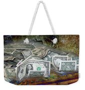 The Color Of The Money Weekender Tote Bag