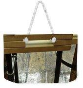 The Color Of Wood Weekender Tote Bag