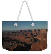 The Colorado River At Dead Horse State Park Weekender Tote Bag