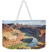 The Colors Of Canyonlands Weekender Tote Bag