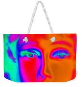 The Colors Of Cassandra Weekender Tote Bag