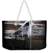 The Colors Of Cold Weekender Tote Bag