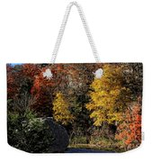 The Colors Of Fall Weekender Tote Bag