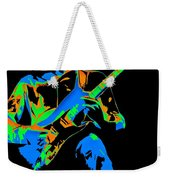 The Colors Of Mick's Music Are Vivid Weekender Tote Bag