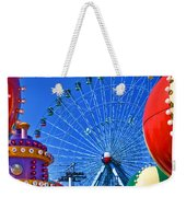 The Colors Of The State Fair Of Texas Weekender Tote Bag