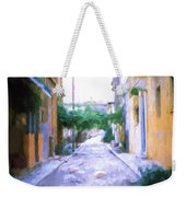 The Colors Of The Streets Weekender Tote Bag