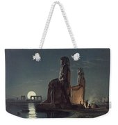 The Colossi Of Memnon, Thebes, One Weekender Tote Bag