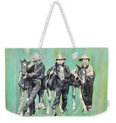 The Colt Whisperers Weekender Tote Bag
