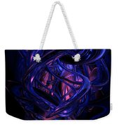 The Coming Abstract Weekender Tote Bag