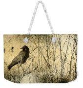 The Common Crow Weekender Tote Bag