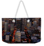 The Concrete Jungle Weekender Tote Bag