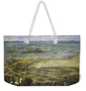 The Conquest Of Lleida Weekender Tote Bag